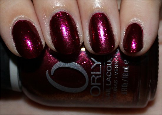 Orly Rock-It Review &amp; Swatch