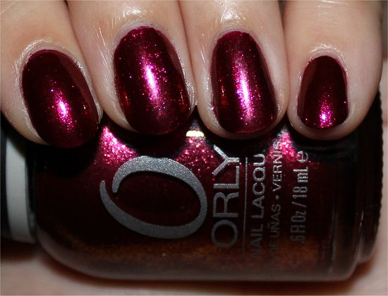 Orly Rock-It Swatch &amp; Review