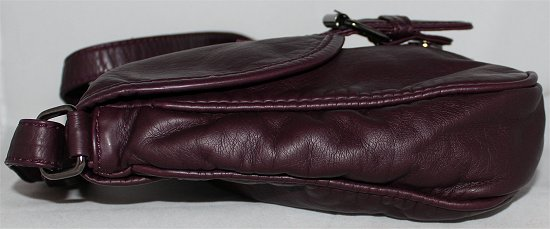 Plum Purse