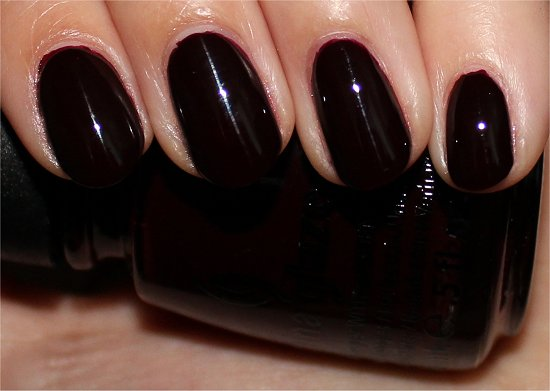 Prey Tell China Glaze Swatches & Review