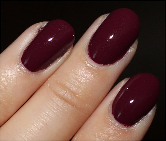 Purr-fect Plum by China Glaze On Safari Collection
