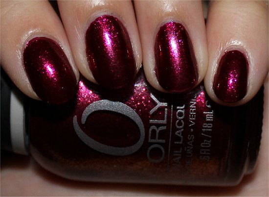 Rock-It by Orly Mineral FX Collection Swatch &amp; Review