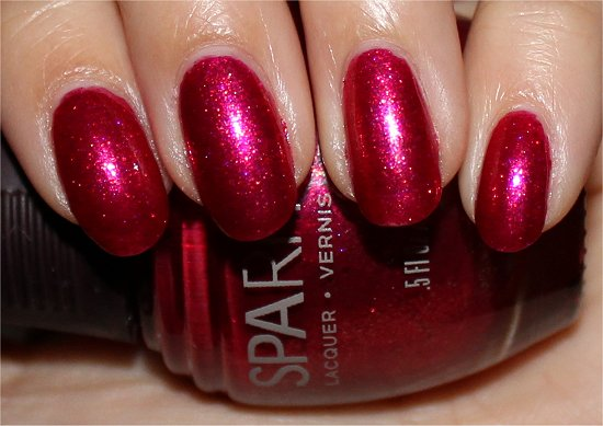 Spa Ritual Break of Dawn Review & Swatches
