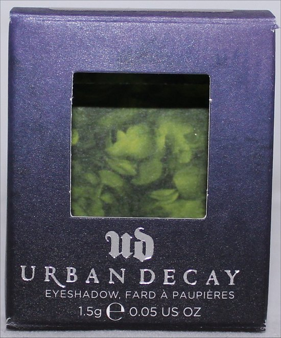 Urban Decay Rock Star Eye Shadow Swatch & Review