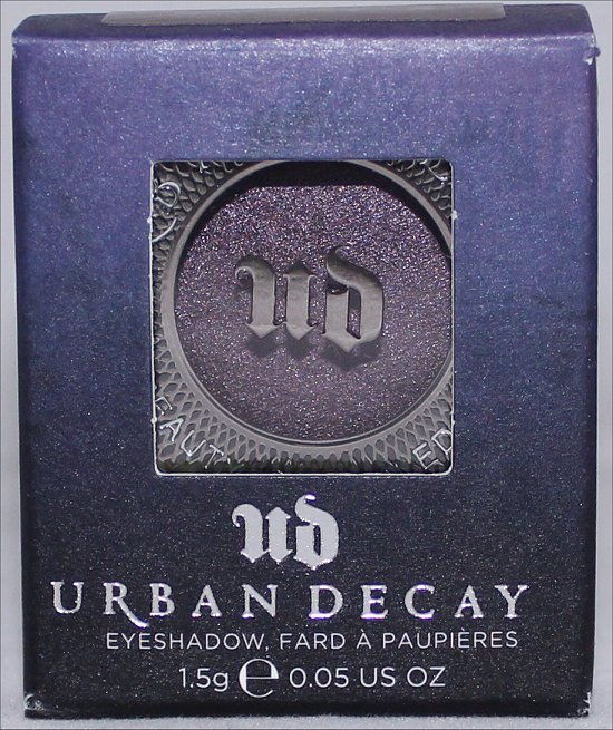 Urban Decay Rockstar Swatches & Review