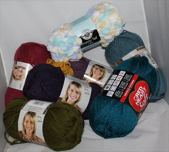 Yarn I'm Using to Knit a Hat & Knit a Baby Blanket