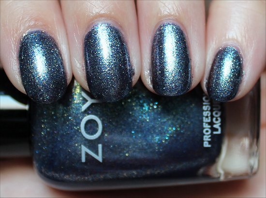 Zoya FeiFei Swatch