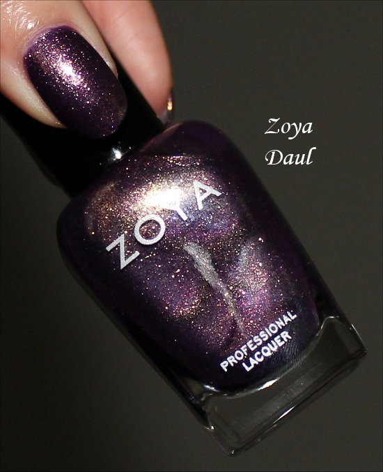 Zoya NYFW Collection Daul Swatch & Review