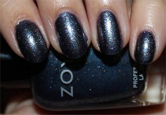 Zoya NYFW Collection Swatches Review FeiFei
