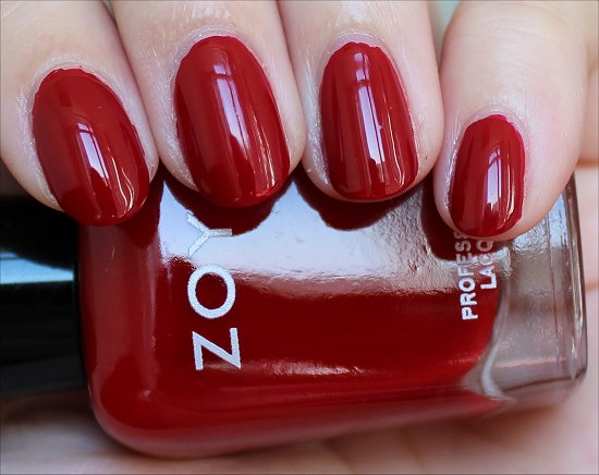 Zoya Rekha Review & Swatch