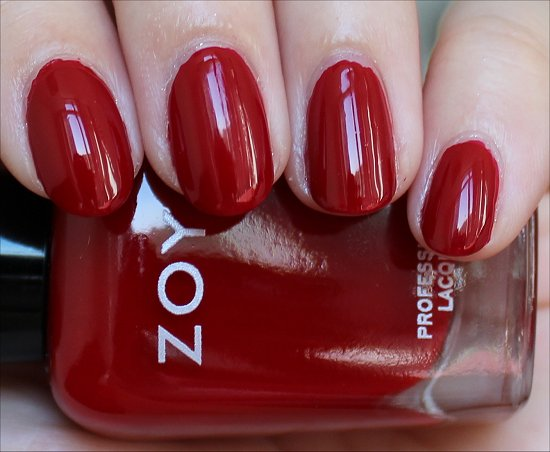 Zoya Rekha Swatch & Review
