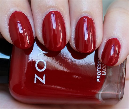 Zoya Rekha Swatches & Review