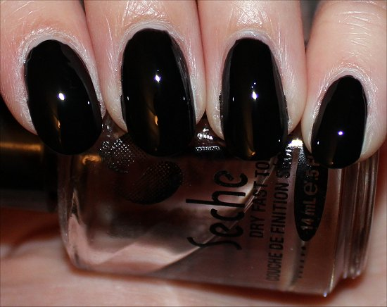 Bride of Frankenstein Nails Nail Art Tutorial Step 2