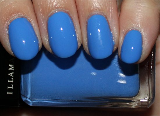 Cameo by Illamasqua Nail Polish Swatches