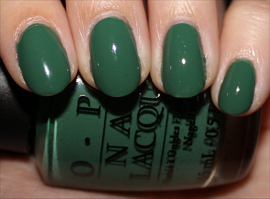 Don't Mess with OPI Review & Swatch
