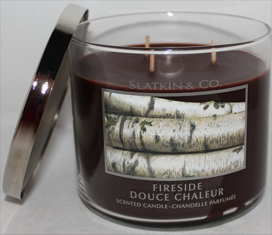Fireside-Slatkin-Co-Candle-Review