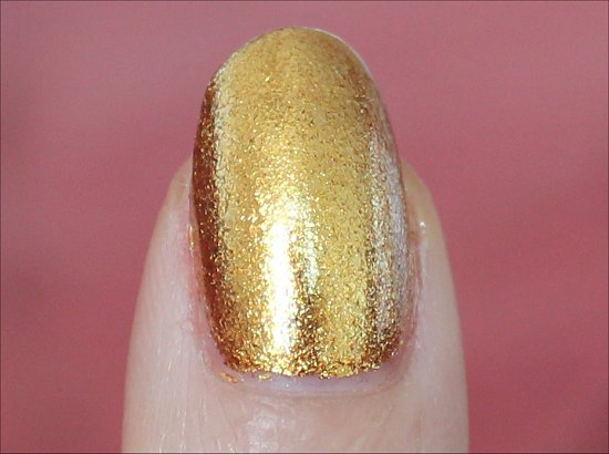 GoldenEye OPI Swatches & Photos
