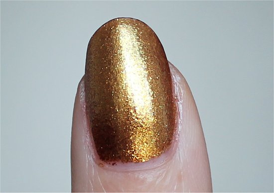 GoldenEye OPI Swatches & Review