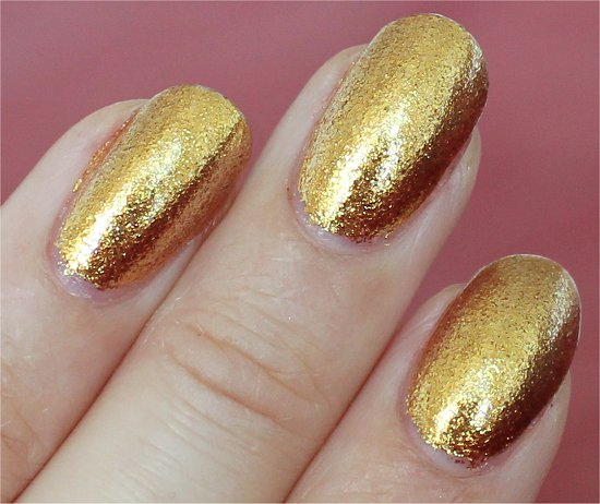 GoldenEye by OPI Swatches & Pictures