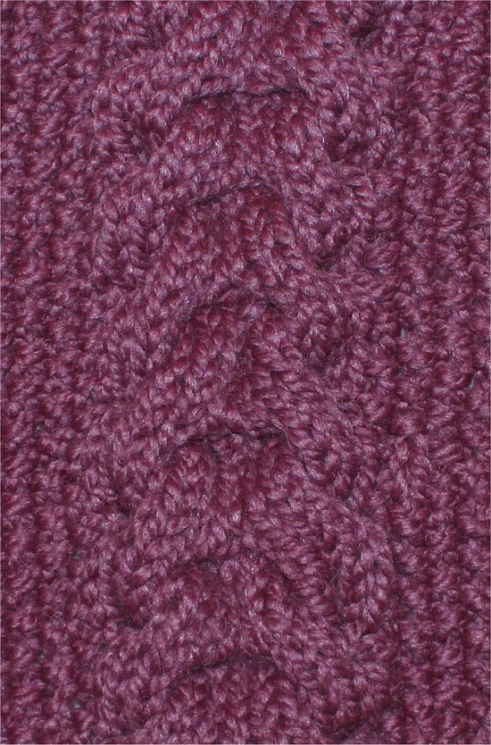 How to Knit a Simple Cowl