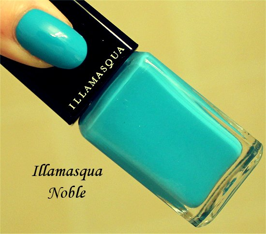 Illamasqua Noble Swatch, Review & Pictures