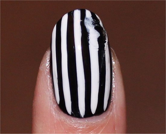 Jack Skellington Nails The Nightmare Before Christmas Nails