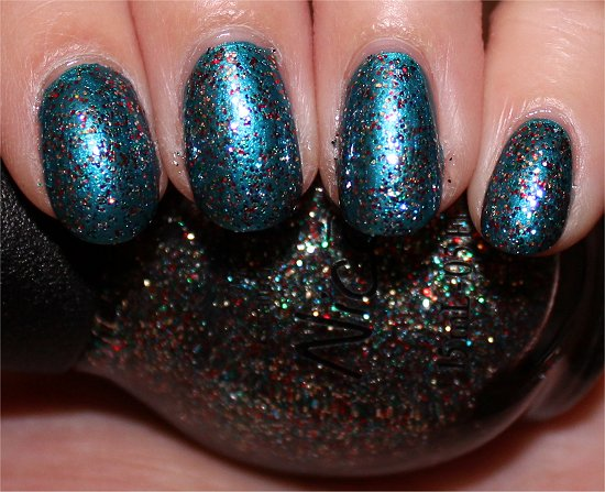 Kardashing through the Snow Nicole by OPI Swatches & Review