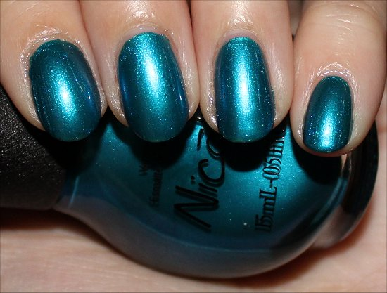Nicole by OPI Deck the Dolls Kardashian Kolors Collection Swatches & Review