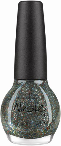 Nicole by OPI Kardashing Through the Snow Nicole by OPI Kardashian Kolor Holiday 2012