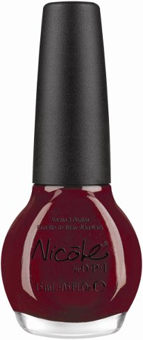 Nicole by OPI Keeping Up with Santa Nicole by OPI Kardashian Kolor Holiday 2012