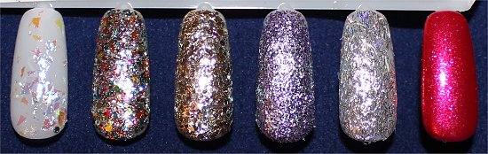 Nicole by OPI Selena Gomez Collection Swatches