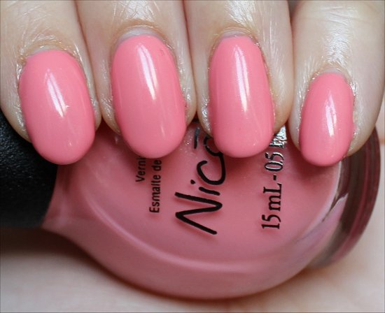 Nicole by OPI Selena Review & Swatch Selena Gomez Collection 2013