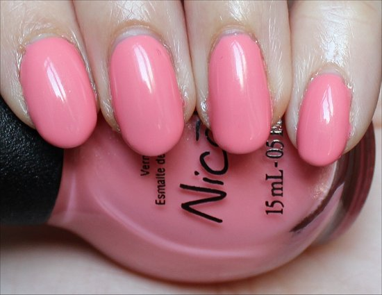 Nicole by OPI Selena Swatch & Review Selena Gomez Collection