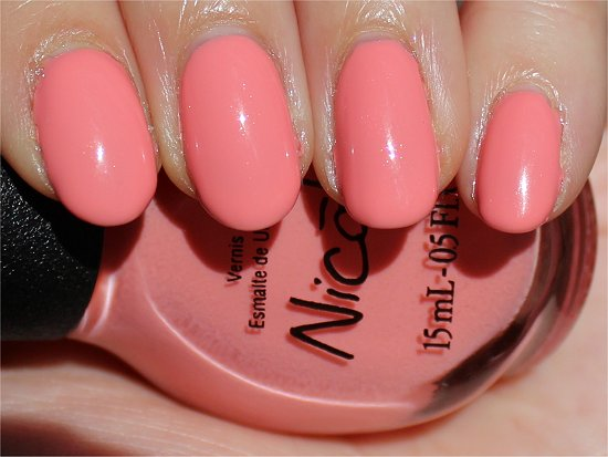 Nicole by OPI Selena Swatches