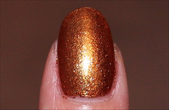 OPI Golden Eye Review & Swatches