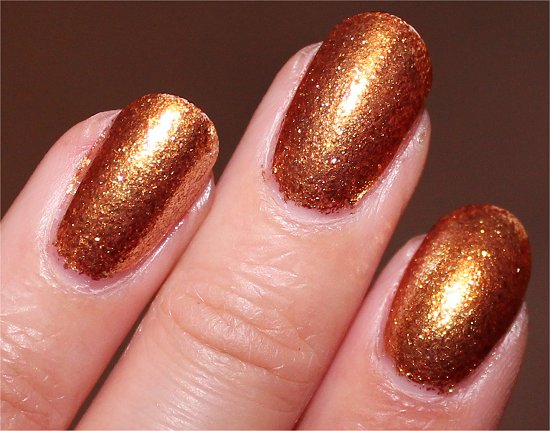OPI GoldenEye Swatches, Review & Photos