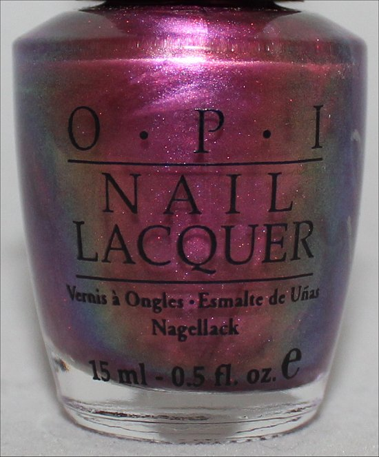 OPI Movin' Out Signed by Suzi Weiss-Fischmann