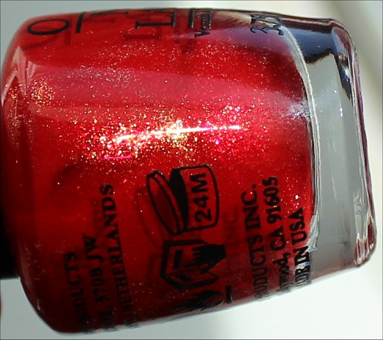 OPI The Spy Who Loved Me OPI Skyfall