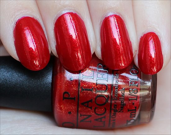 OPI The Spy Who Loved Me Review & Swatch