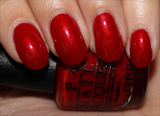OPI The Spy Who Loved Me Review