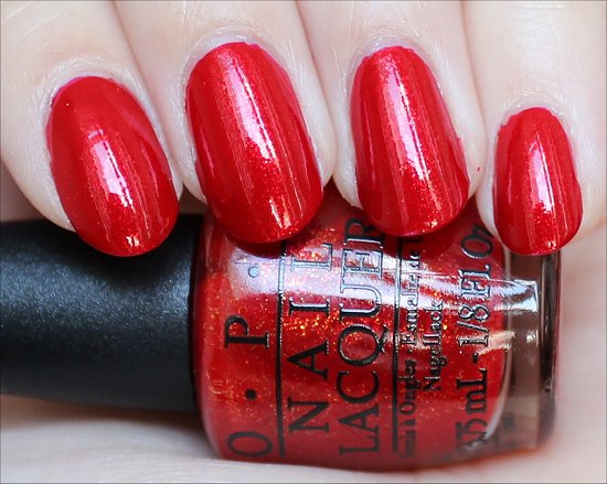 OPI The Spy Who Loved Me Swatch, Review & Photos