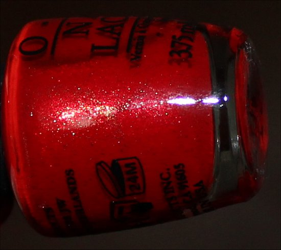 OPI The Spy Who Loved Me Swatch