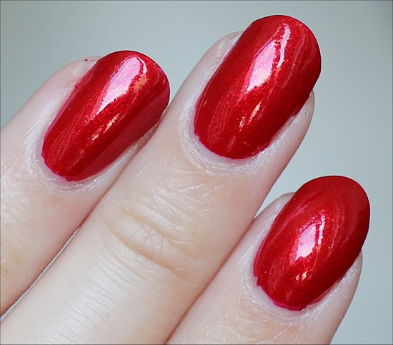 OPI The Spy Who Loved Me Swatches & Review