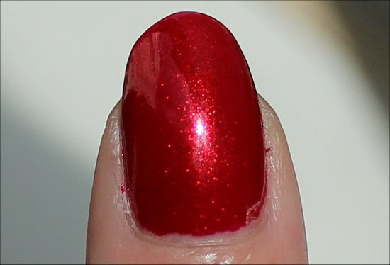 OPI The Spy Who Loved Me Swatches