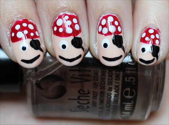 Pirate-Nail-Art-Tutorial-Pictures