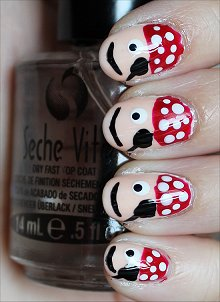 Pirate-Nails-Nail-Art-Tutorial