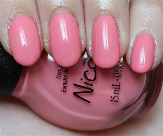 Selena Nicole by OPI Selena Gomez Collection Swatches & Review