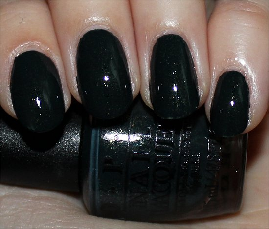 Skyfall Collection by OPI Live and Let Die Swatch
