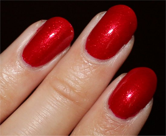 The Spy Who Loved Me OPI Skyfall Collection Swatches &amp; Review