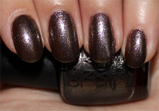 The World Is Not Enough Swatches OPI Skyfall Collection Swatch